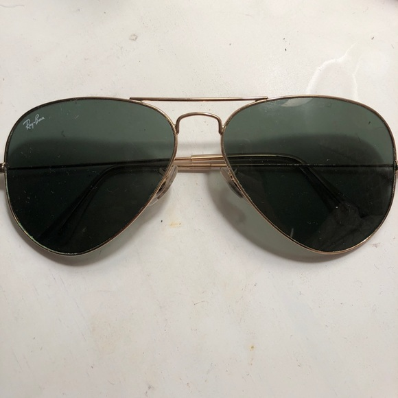 Ray-Ban Accessories - Ray Ban Aviators AUTHENTIC